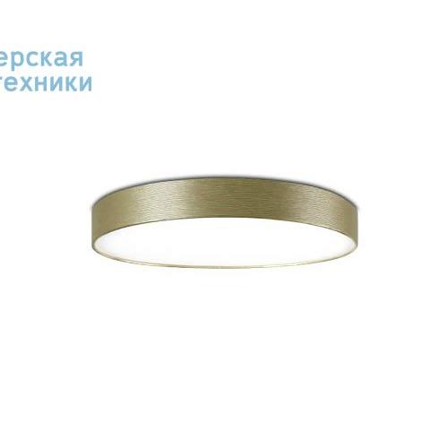 SL.009 DKG Plafonnier Or O140cm - SLIM Eltorrent