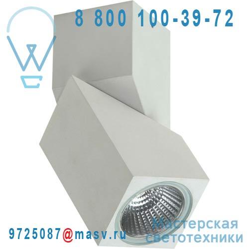 601250 Plafonnier LED orientable Blanc - JUPITER Oggi Luce