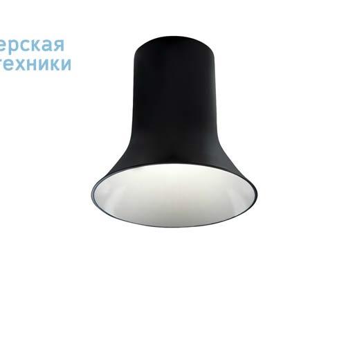 V01011 5111 Plafonnier S Noir - SAX 200 Vertigo Bird