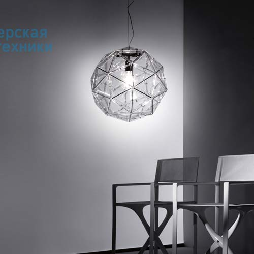 1722/TR Suspension - POLIEDRO Martinelli Luce