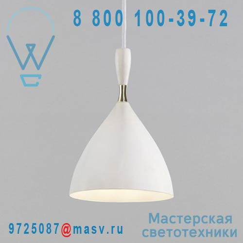 Dokka White Off Suspension Blanc - DOKKA Northern Lighting