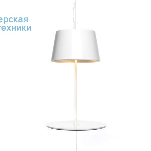 Illusion white Suspension / table Blanc - ILLUSION Northern Lighting