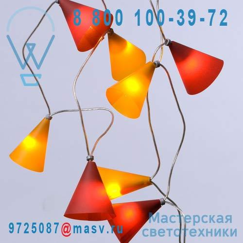 PA148.GCS Coucher de Soleil 50 lumieres 5m - GUIRLANDE Pa Design