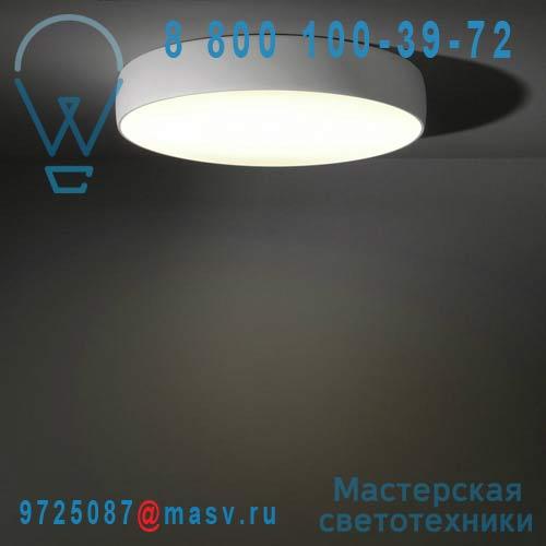 11830209 Plafonnier S Blanc - FLAT MOON Modular Lighting