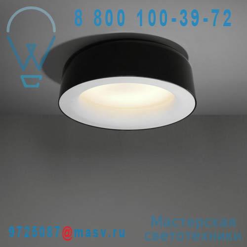 11810051 Plafonnier Noir - SOUFFLE Modular Lighting