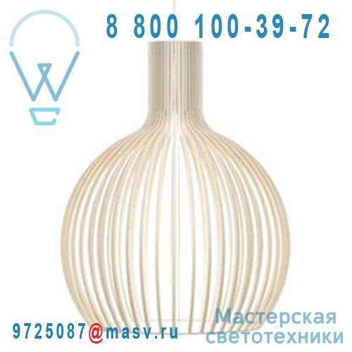 164240 01 Suspension Bois Blanc - OCTO Secto Design