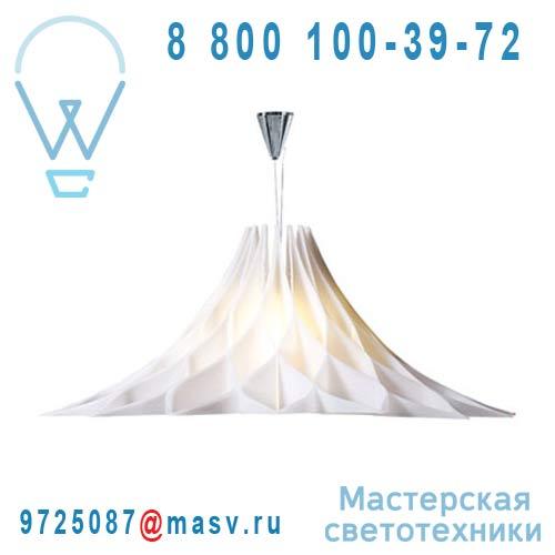 09DC18DHLAA0150V000 Suspension Blanc - DAHLIA Skitsch