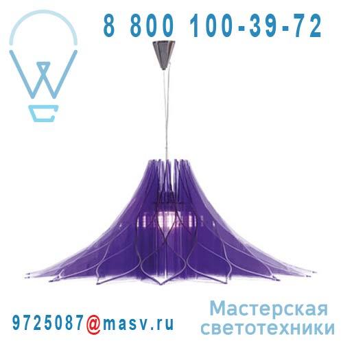 09DC18DHLAA01534000 Suspension Violet - DAHLIA Skitsch