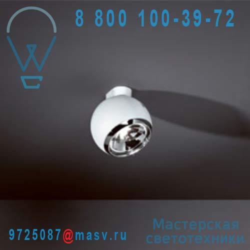 11050309 Spot en saillie Blanc - BOLSTER Modular Lighting