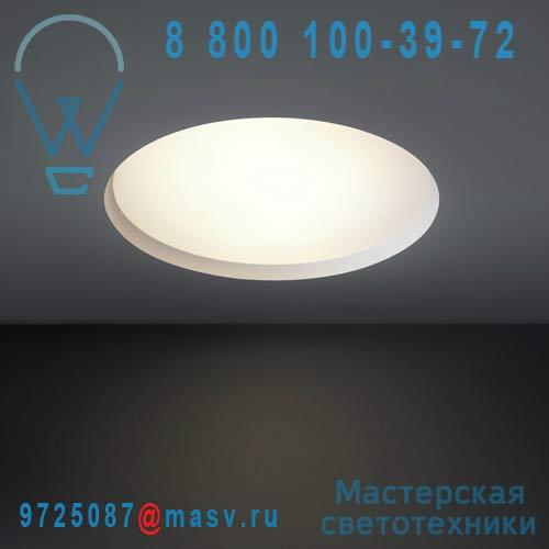 11850209 Plafonnier encastrable S - FLAT MOON Modular Lighting