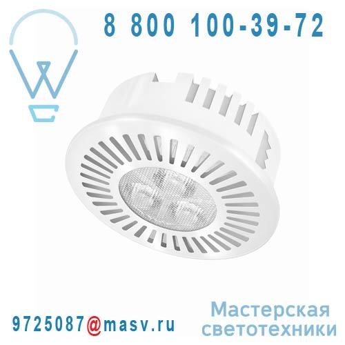 4008321990129 Lot de 2 Spots LED Encastrable Blanc - TRESOL Osram