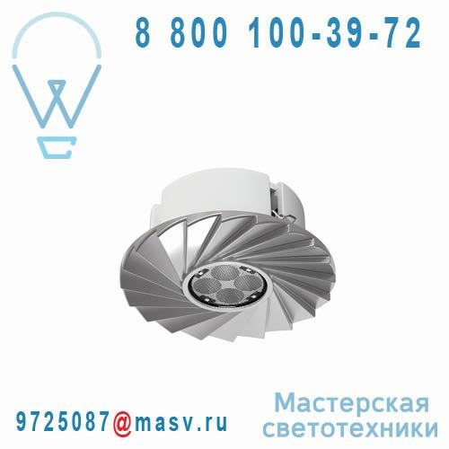 4008321984159 Spot LED Encastrable 10W Argent - TRESOL Osram