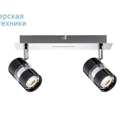60187 Barre de 2 spots LED - NEVO Paulmann