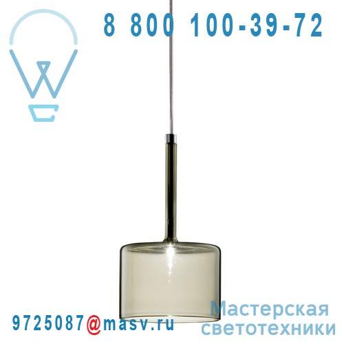SPSPILGIGRCR12V Suspension L a encastrer Gris - SPILLRAY AXO Light