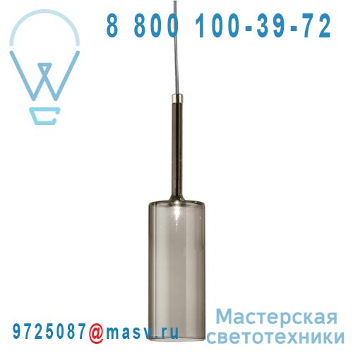 SPSPILPIGRCR12V Suspension S a encastrer Gris - SPILLRAY AXO Light