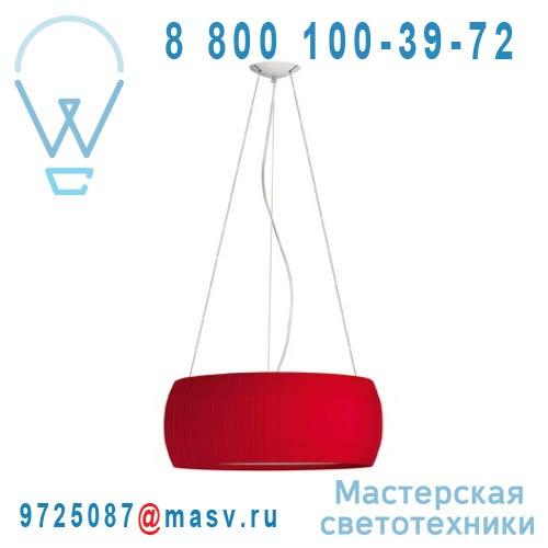 636500 Suspension Rouge M - ISAMU Carpyen
