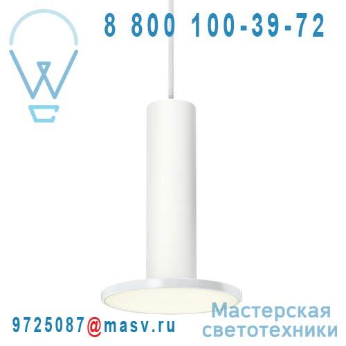 2078-0100 Suspension LED Blanc - CIELO Design Stockholm House