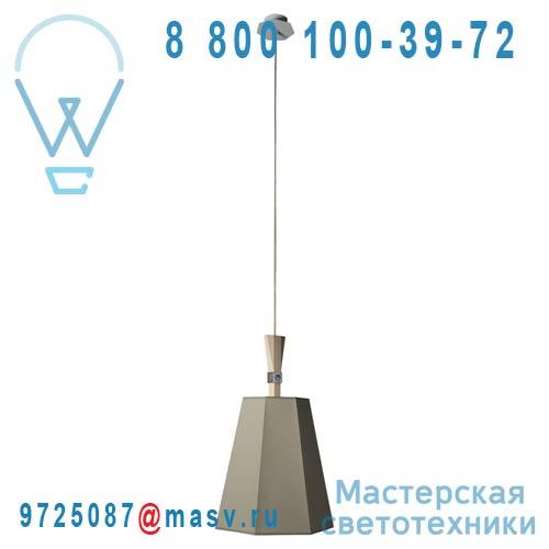 Plglkb Suspension Kaki/Blanc L - LUXIOLE DesignHeure