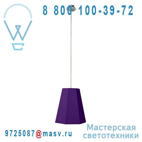 Plplvj Suspension Violet/Jaune S - LUXIOLE DesignHeure