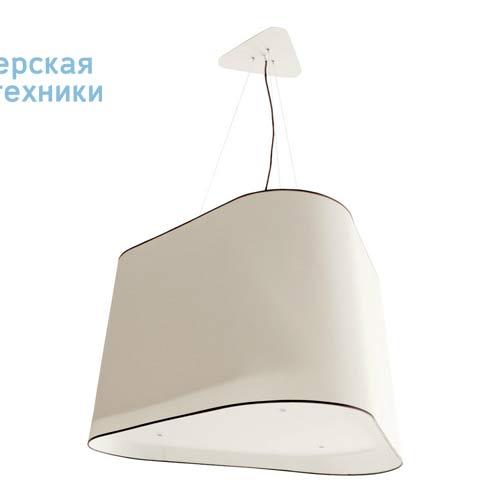 plxxlnb Suspension Blanc - NUAGE XXL DesignHeure