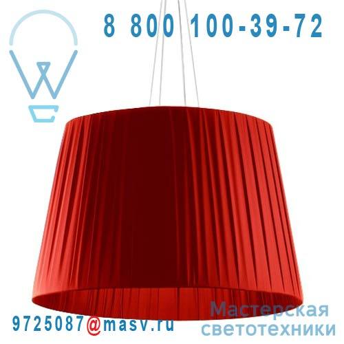 H414 Rouge Suspension Rouge L - NEO + Dix Heures Dix
