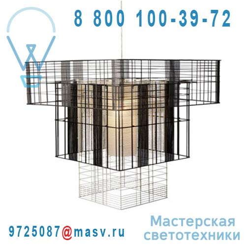 AL25170XLBA Suspension Cubic L - MESH Forestier
