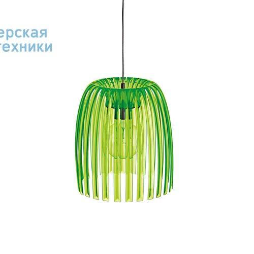 1930543 Suspension Vert Transparent O30,5cm - JOSEPHINE Koziol