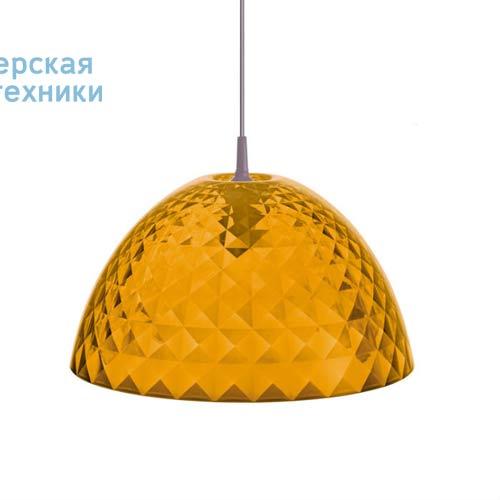 1941509 Suspension Orange Transparent O43,5cm - STELLA Koziol
