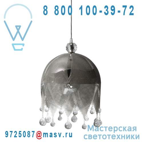 0LDBR.S44.*****250 transparent Suspension cristal Swarovski clear S - MATHILDE OU JUDITH Le Labo