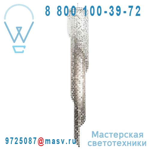 0LBBM.S60.H060.001 Suspension Spirale - MISS BUBBLE Le Labo Design