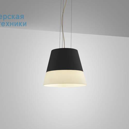 HMT091015PL-MB Suspension Noir - HAT Lumiven