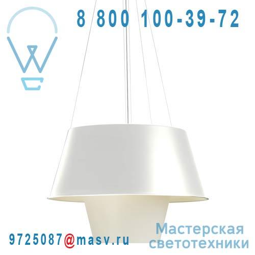 266602500 Suspension Blanc/Blanc L - TANUKI Metalarte