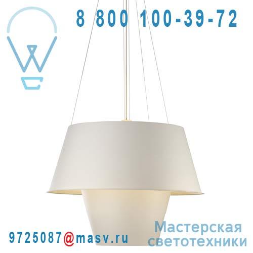 266502500 Suspension Blanc S - TANUKI Metalarte