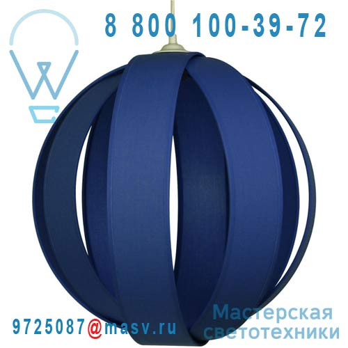 1218900/057 Suspension Bleu Roy - 4 ANNEAUX Metropolight