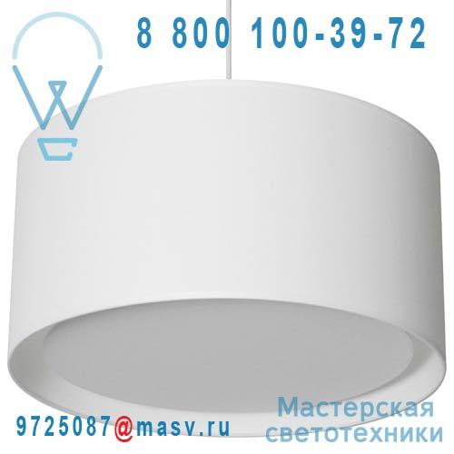 1223600/004 Suspension occultant O40cm Blanc - ESSENTIEL Metropolight