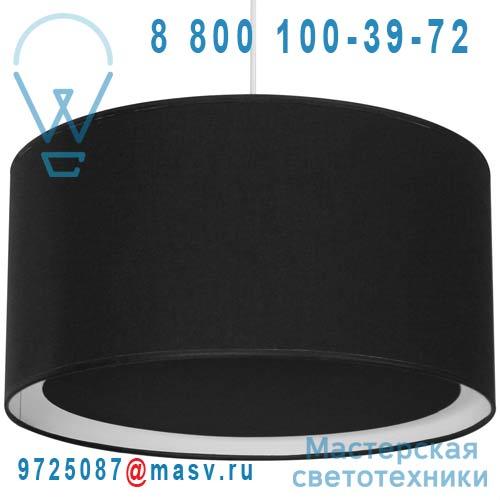 1223600/011 Suspension occultant O40cm Noir - ESSENTIEL Metropolight