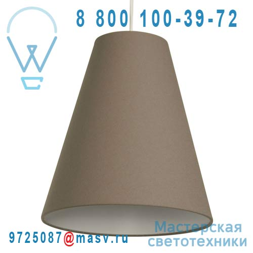 1219300/058 Suspension Taupe - LILY Metropolight