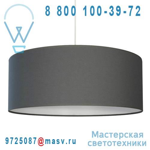 1206200/039 Suspension O50cm Gris Anthracite - NATT Metropolight