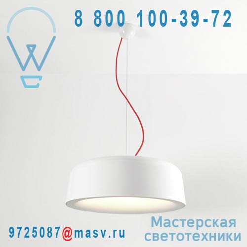 11810249 + 11819959 Suspension Blanc - SOUFFLE Modular Lighting