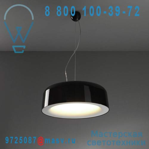 11810251 + 11819959 Suspension Noir - SOUFFLE Modular Lighting