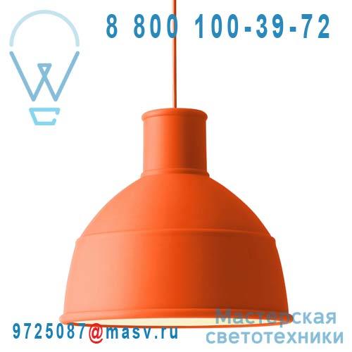 Unfold 9008 Suspension Souple Orange - UNFOLD Muuto