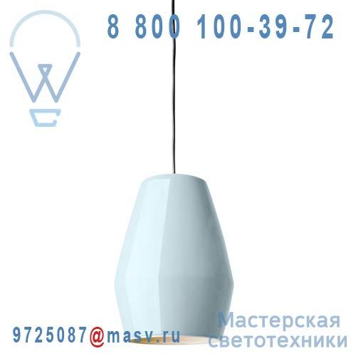Bell pendant light blue Suspension Bleu - BELL Northern Lighting