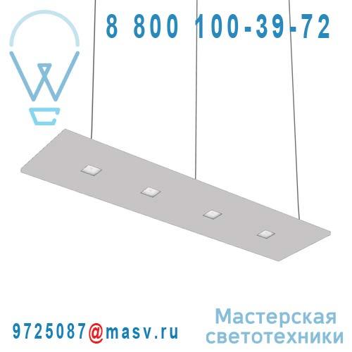 100-20C120.30C0PLATINIUM + 100-00271 Suspension Platinium Chaud 120cm - LARIS Nowleds