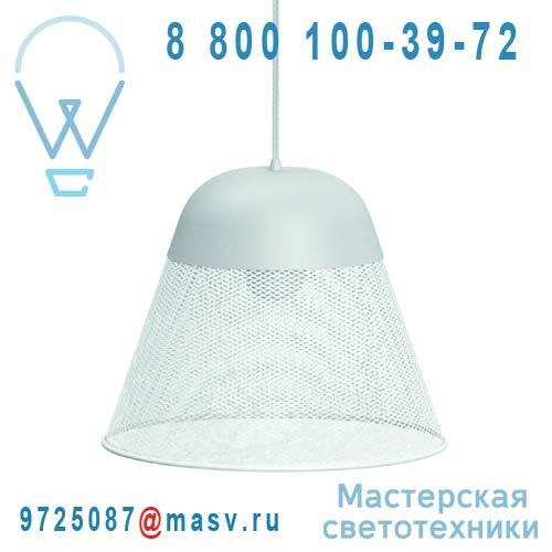 L0270201 Suspension Blanc O40cm - RAY Petite Friture