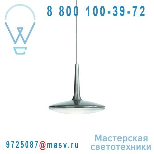 405451713 Suspension 1 lumiere LED Nickel - ATTILIO Philips