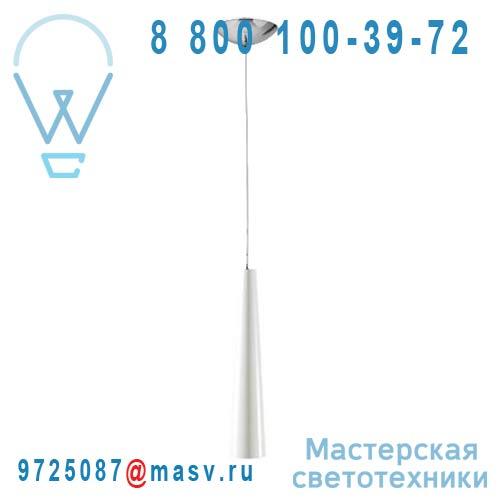 1LBH1 B00 02 Suspension Blanc/Blanc S - LEDBELL Rotaliana