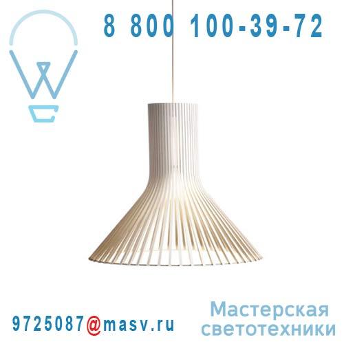 16 4203 01 Suspension Bois Blanc - PUNCTO Secto Design