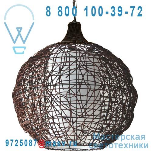 0119704 Suspension Marron - BOMPA Seynave