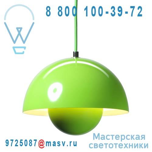 20704901 Suspension Vert O23cm - FLOWERPOT & Tradition