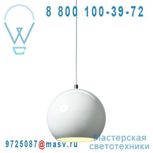 207830 Suspension Blanc - TOPAN & Tradition